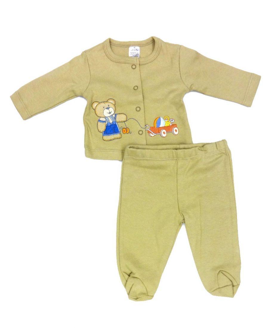 Комплект для малыша Мишка с машинкой