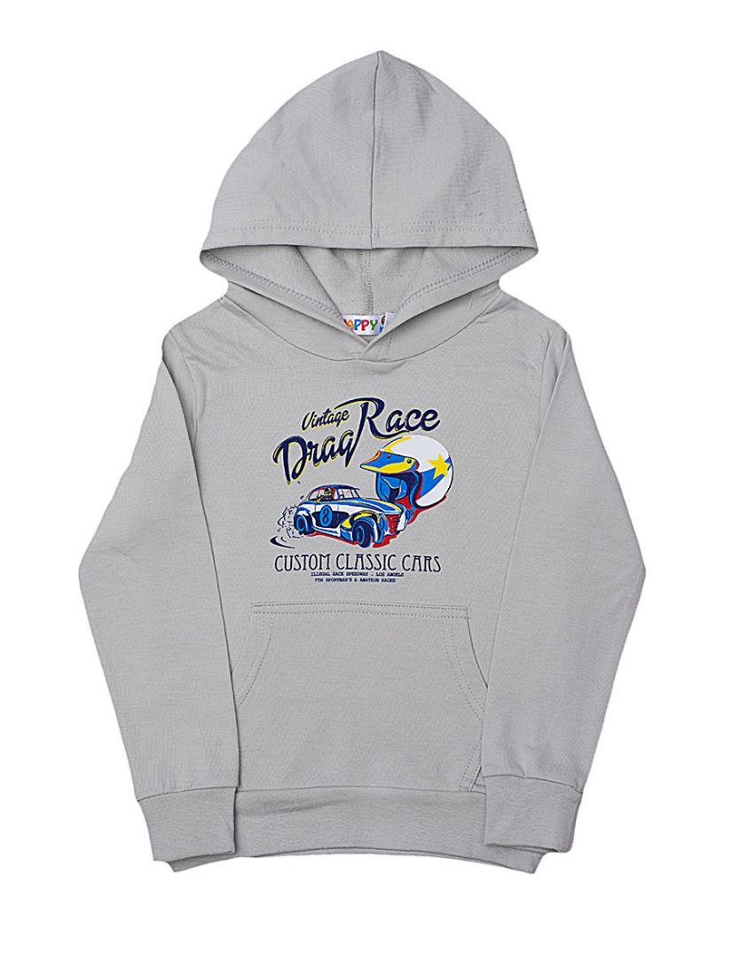 Толстовка с капюшоном Drag Race