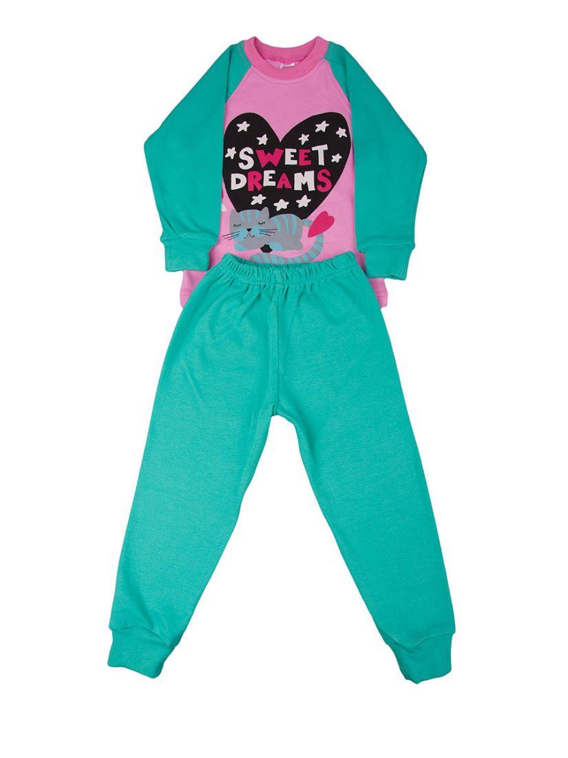 Пижама для девочки Сердечко