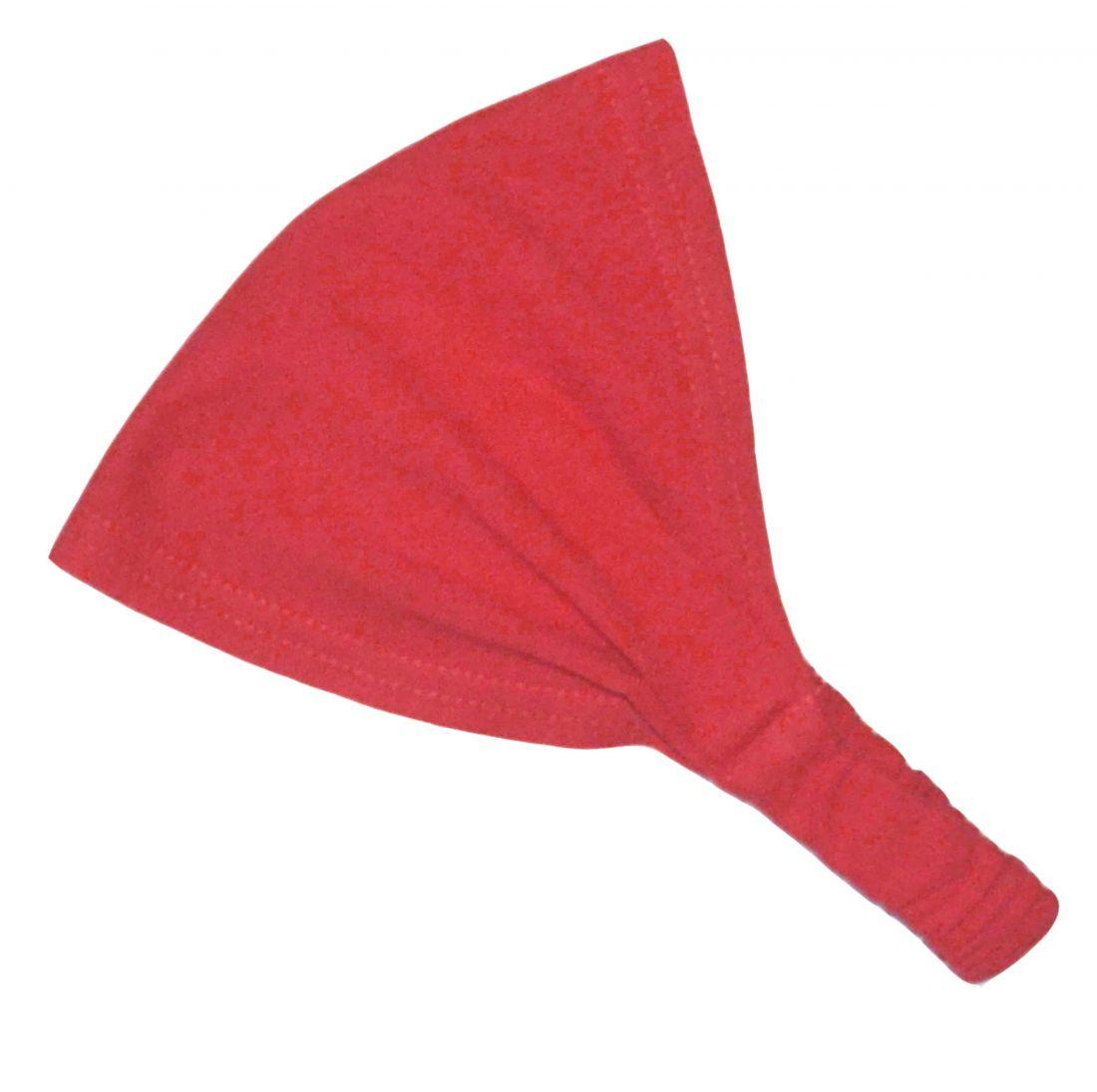Красная бандана для девочки 2-10 лет
