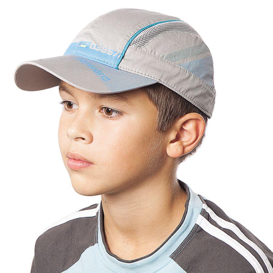 Бейсболка для мальчика на размер 55-56