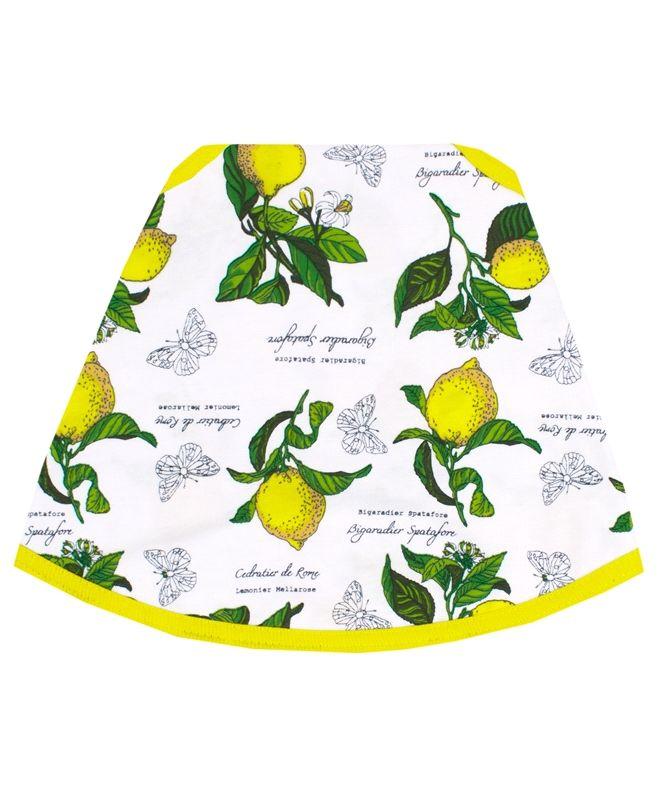 Косынка для девочки Лимонное настроение