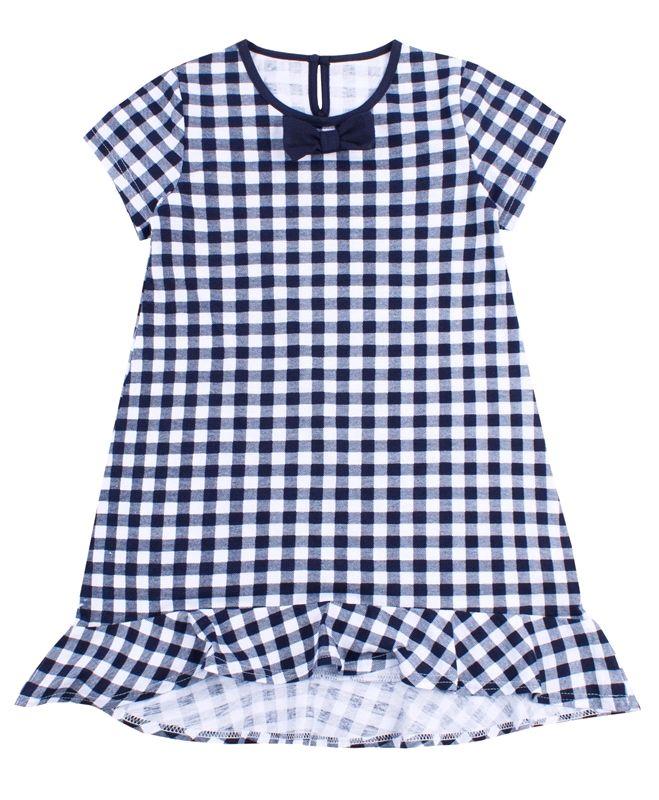 Платье для девочки Волан