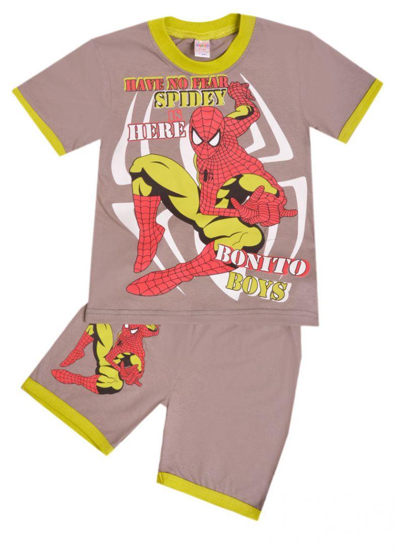 Комплект Человек-паук для мальчиков