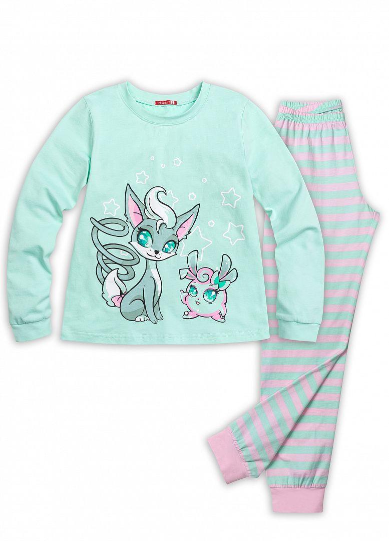Пижама для девочки Дружба