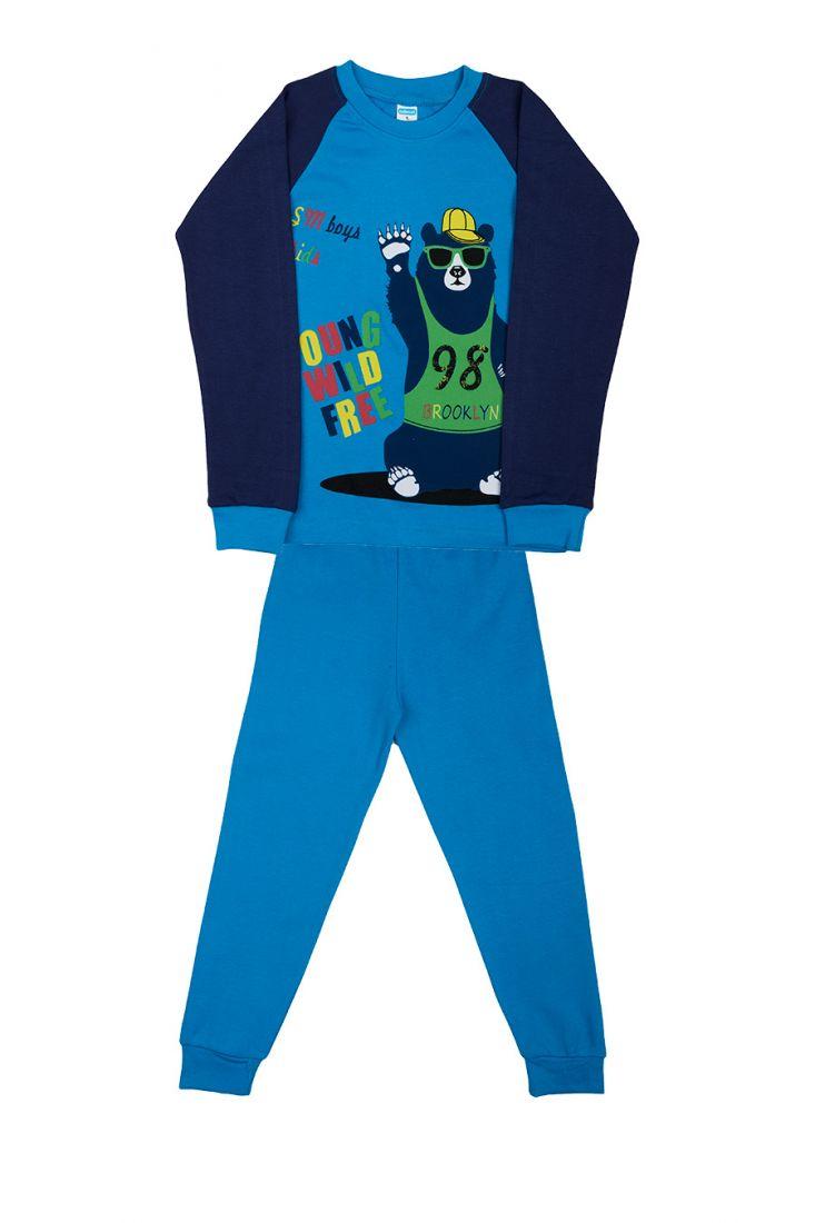 Пижама для мальчика Бруклин