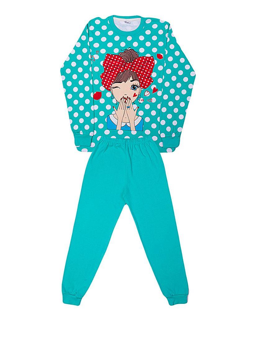 Пижама для девочки Кира