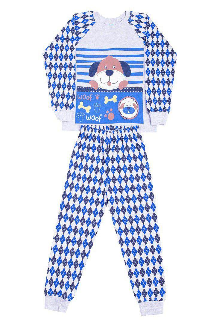 Пижама для мальчика Верный друг