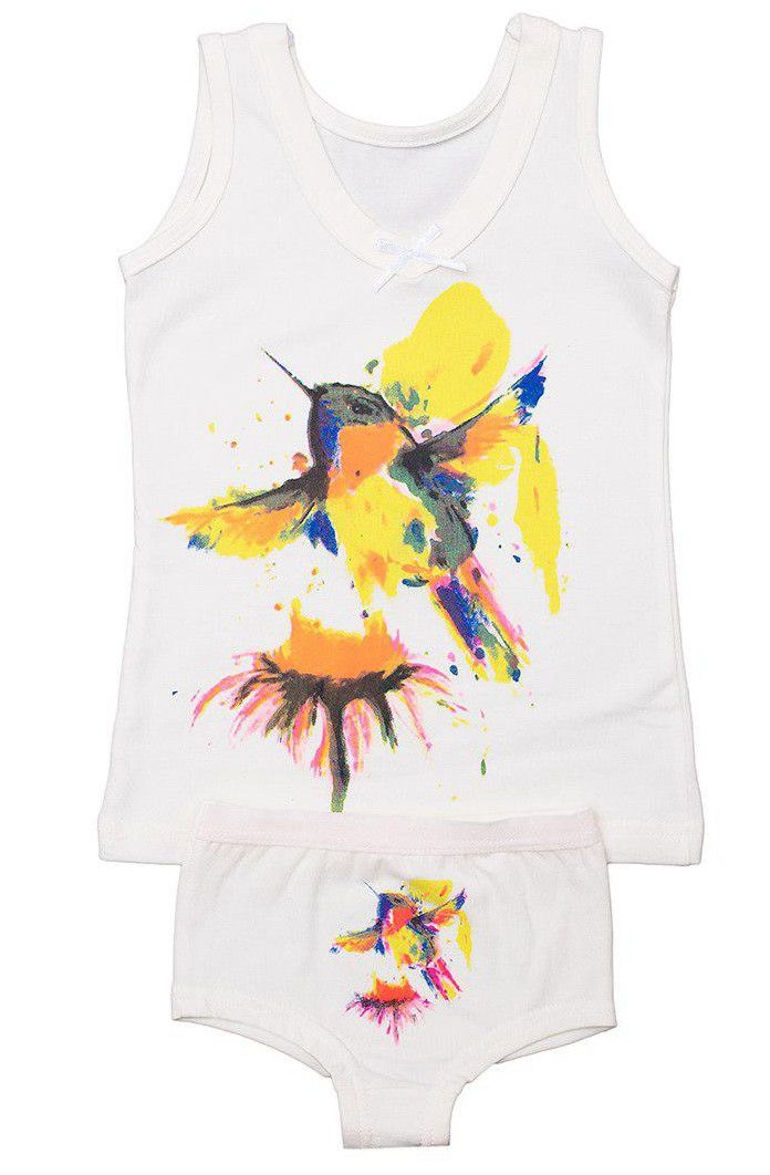 Комплект для девочки Bird