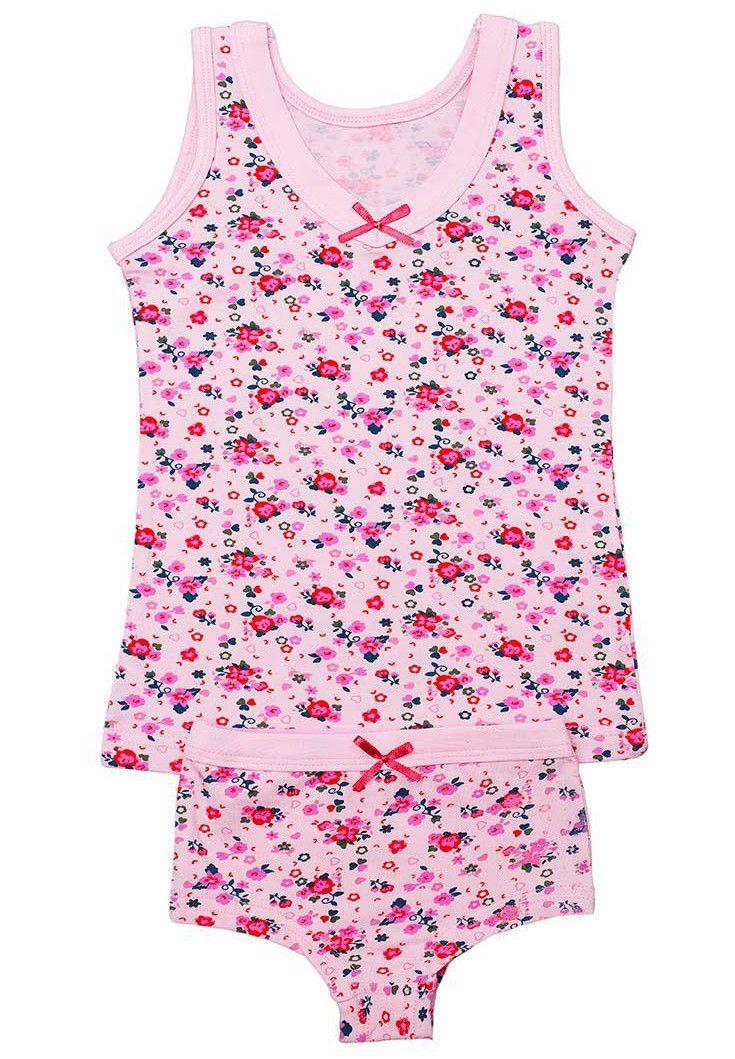 Комплект нижнего белья для девочки Семицветик