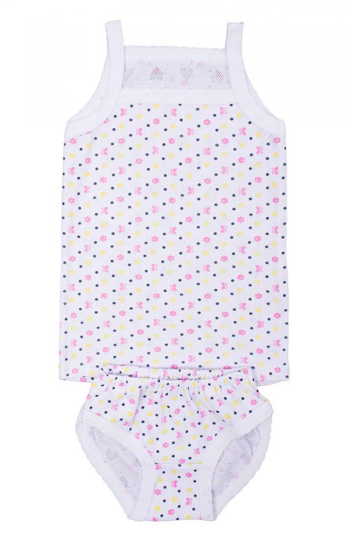 Комплект белья для девочки Семицветик
