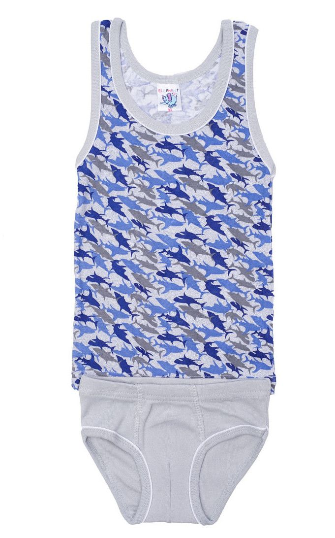Комплект белья для мальчика Shark