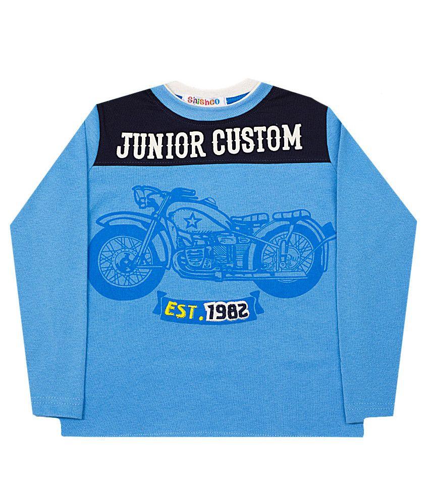 Толстовка для мальчика Мотоцикл