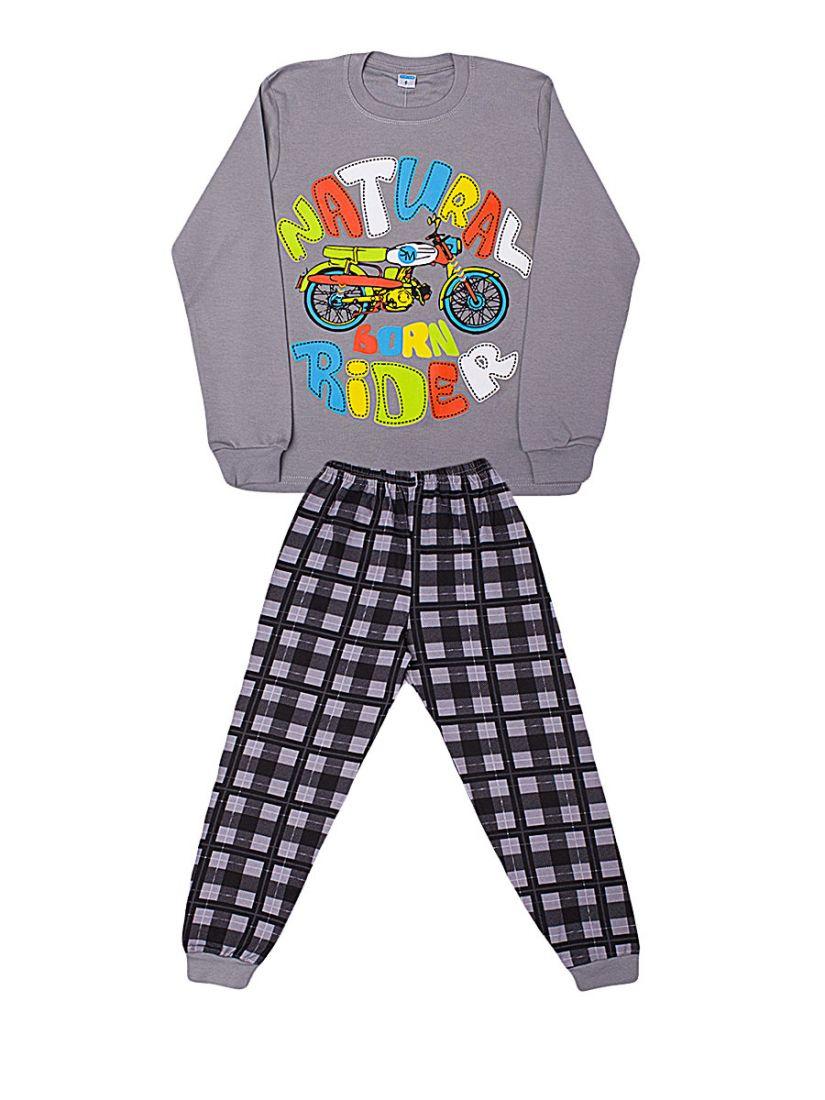 Пижама для мальчика Мото