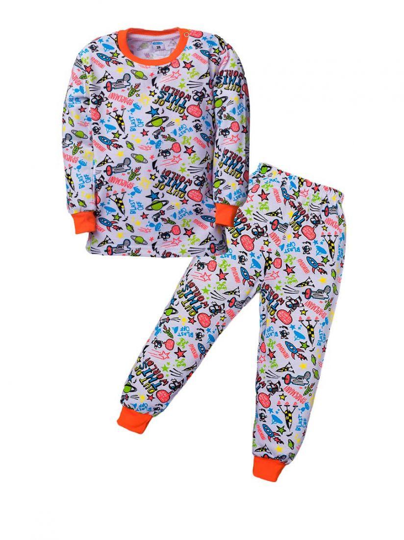 Пижама с начесом Cosmos