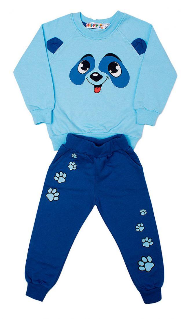 Трикотажный костюм для мальчика Teddy