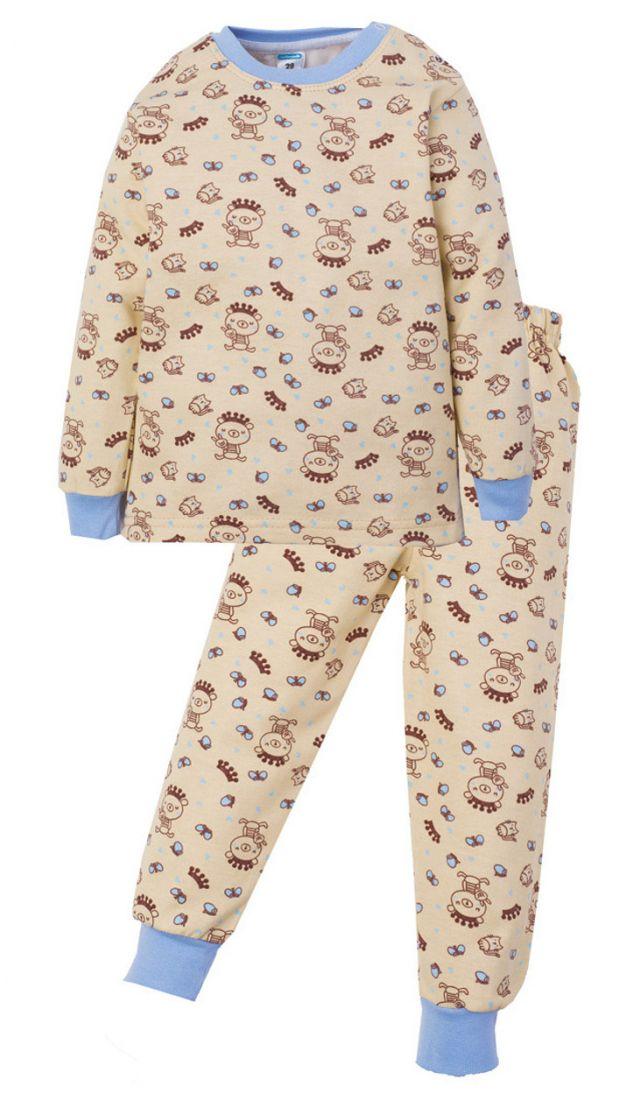 Пижама с начесом Сладкий сон